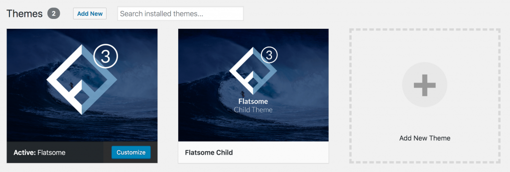 How To Create Child Theme in Flatsome WooCommerce Theme