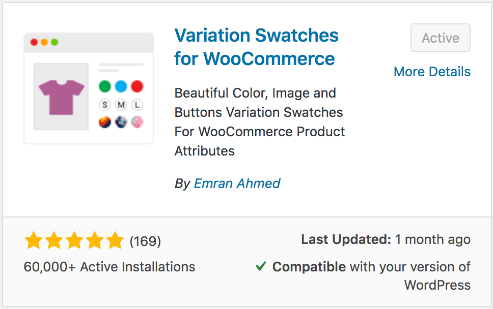 How To Install WooCommerce Color Swatches Plugin