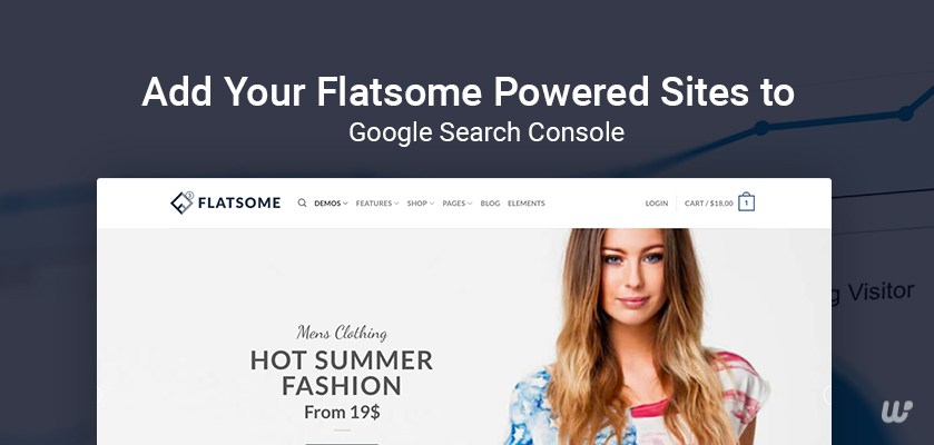 Add Your Flatsome Powered Sites to Google Search Console